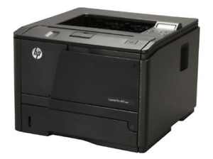 NEW HP M401N LASER JET PRO 400 PRINTER *READ*