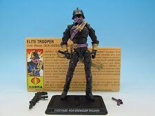 "GI Joe Iron Grenadier Trooper (v7) TRU Exclusive 25th Anniversary 3.75"" Figure"