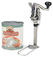 Nemco Canpro Compact Permanent Mount Can Opener - 1 each.