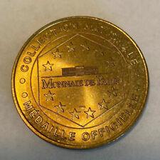 Chateau de Versailles Collection Nationale Medaille Officielle A26