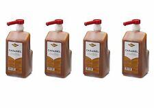 4 Bottles Fontana By Starbucks Caramel Sauce 63 Fl Oz Each BBD 5/2020