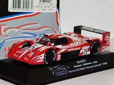 TOYOTA GT ONE GT1 ZENT #29 BOUTSEN/KELLENERS  LE MANS 1998 ONYX XLM99007 1:43