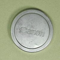 Vintage Canon Rangefinder Lens Cap 57mm  For 50mm F1.2 RF Lens Metal type 1