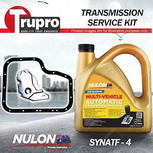 SYNATF Transmission Oil + Filter Service Kit for Mazda 121 DW 323 BD BF 626 GG