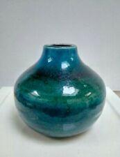 Céramique bleue M. Vanhoutte