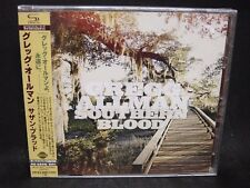 GREGG ALLMAN Southern Blood + 2 JAPAN SHM CD Jackson Browne Allman Brothers Hour