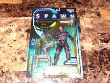 Spawn Rare Comic Book Movie Action Figure Signed by Al Simmons Autographed + COA