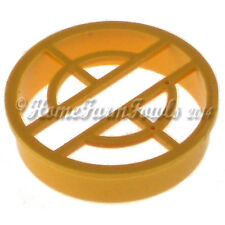 New Brinsea Mini & Mini II Incubator Replacment water pot cover -Yellow Cover