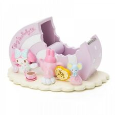 New! My Melody roll cake-shaped tape cutter Kawaii Sanrio f/s from Japan