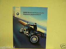 FN502 BROCHURE BMW MOTORRAD HUISSELECTIE 2005,PROSPEKT  MOTORCYCLE