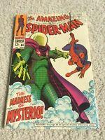 Amazing Spider-man #66, VF- 7.5, Mysterio