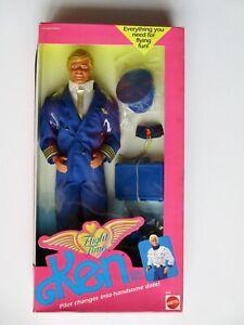 1989 Flight Time Ken NRFB