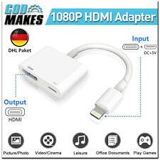 1080P Lightning zu Digital AV TV HDMI Kabel Adapter für iPad Air Apple iPhone