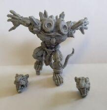 Blood Bowl Warhammer Fantasy Football Mutant Rat Ogre Star Player Ltd Ed Resin