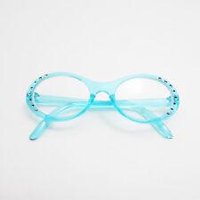My Brittany's Cyan Blue Gem Glasses For American Girl Dolls