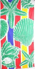 Livingston Home Printed Beach Towels, 3 Piece Set, Seashells