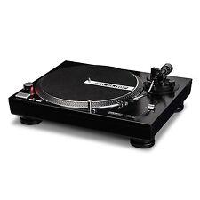 Reloop RP-2000M Platine tourne-disques a Traction Vivre Professionnel Pour DJ