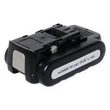 Battery For Panasonic 14.4V Li-ion 3.0AH Heavyduty EY9L41 EY9L42 EZ7440 EZ7540X