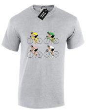 TOUR DE FRANCE JERSEYS MENS T-SHIRT FUNNY CYCLING CYCLIST BIKE GIFT IDEA (COL)