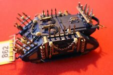 WARHAMMER 40k Space Marine del Caos Rhino Tank Classic Rogue Trader VARIANTE 1990 S