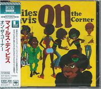MILES DAVIS-ON THE CORNER-JAPAN BLU-SPEC CD2 D73