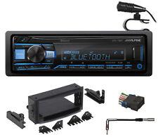 Alpine Digital Media Bluetooth Stereo Receiver For 1993-02 Pontiac Trans Am