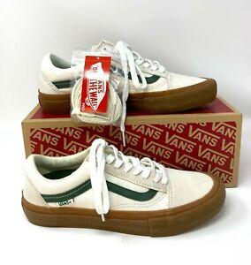 VANS Old Scool Pro Marshmallow Alpine Suede Women's Sneakers VN000ZD4W8N