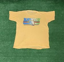 Vintage Hawaii Rival tees Shirt Size L Beach Surf 70s 80s