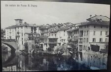 1915 - Ponte S. Pietro - Vista