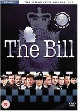 THE BILL the complete series 1, 2 & 3 box set. 10 discs. Brand new sealed DVD.