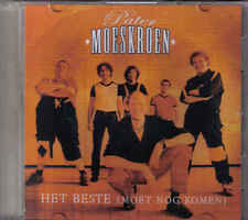 Pater Moeskroen-Het Beste Moet Nog Komen Promo cd single
