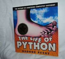 The Life of Python, Monty Python anthology, George Perry, 1995