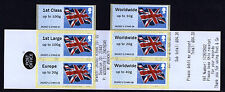 FLAGS Ma13 CODE WINCOR  Post & Go  SET of 6 COLLECTORS STRIP WITH RECEIPT