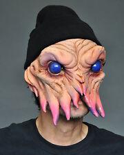 Funny Alien Squid Man Squiggles Adult Halloween Latex Mask