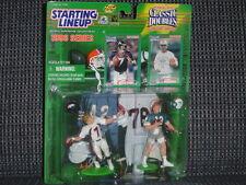 STARTING LINEUP 1998 NFL CLASSIC DOUBLES JOHN ELWAY AND DAN MARINO