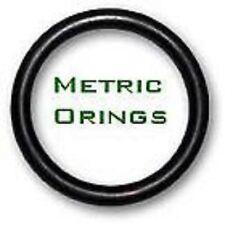 Metric Buna O-rings 7 x 1.5mm Price for 50 pcs