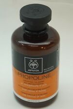 APIVITA PROPOLINE SHINE AND REVITALIZING SHAMPOO CITRUS HONEY 8.5 OZ BOTTLE