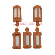 5x Kraftstofffilter Binzinfilter für STIHL MS381 MS390 MS440 MS441 MS460 MS640