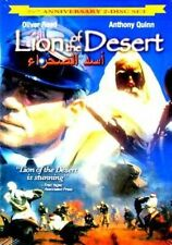 Lion of The Desert 25th Anniversary E 0013131329193 DVD Region 1