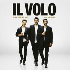 10 Years: The Best Of by Il Volo [CD] (smvcd9970621)