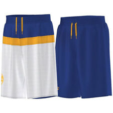 adidas NBA Winter Hoops Reversible Shorts Golden State Warriors  Size XL RRP £30