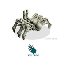 SPELLCROW CHAOS CYBER SPIDER LEGS ASTARTES MARINE COMPATIBLE 28 MM BITS