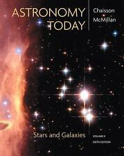 Astronomy Today Vol 2: Stars and Galaxies (6th Edition) by Chaisson, Eric, McMi
