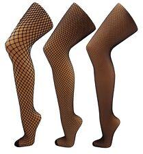 S436X Netzstrumpfhose Pantyhose Damen Strumpfhose verschiedene Maschengrößen G1