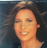 LP Koncz Zsuzsa - Valahol (1979) LP aus Ungarn 11 Lieder Guter Zustand