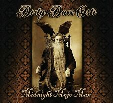 "DIRTY DAVE OSTI: ""MIDNIGHT MOJO MAN"" CD (Awesome Heavy Guitar Rocker)"