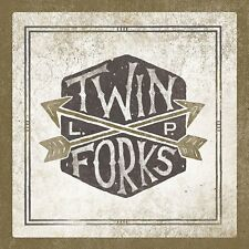 Twin Forks L.P. - self titled 12 track CD - THIS IS A CD