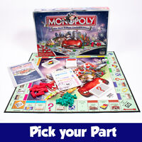 PICK YOUR PARTS - Monopoly Here & Now Limited Ed. Game - SPARES / REPLACEMENTS
