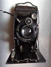 Voightlander graphic style camera with 4.5 scopar lens collectible