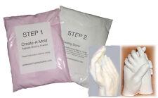 - REFILL  POWDERS -   for Luna Bean KEEPSAKE HANDS Plaster Casting Kit